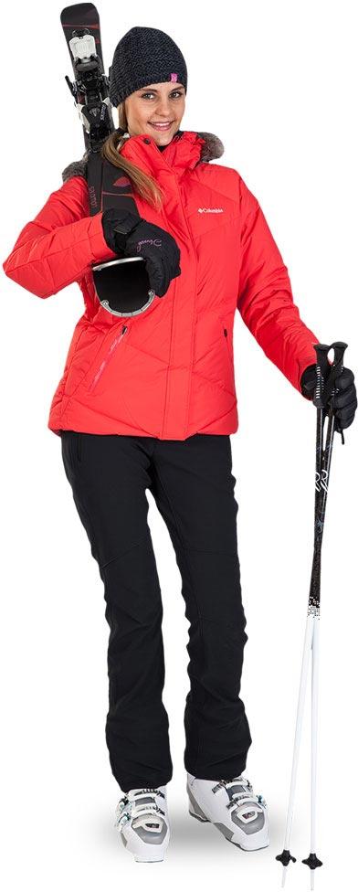 Dámské lyžařské boty. 1 d308bf0223