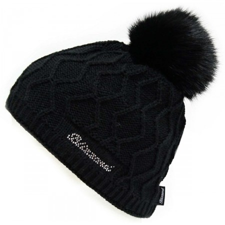 Blizzard RABBIT BLACK CAP W