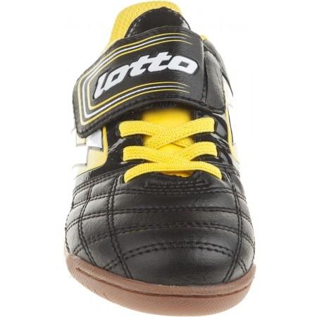 Dětská sálová obuv - Lotto STADIO POTENZA III 700 ID JR S - 5