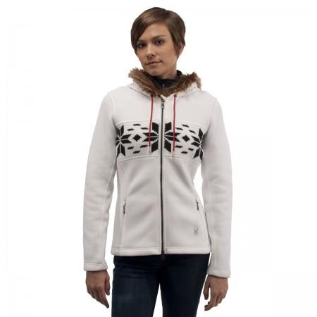 95ff86428816 WOMENS SOIREE-MID CORE SWEATER - Dámsky sveter - Spyder WOMENS SOIREE-MID  CORE
