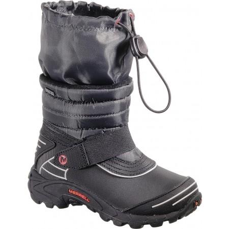 MOAB ARCTIC WATERPROOF - Detská zimná obuv - Merrell MOAB ARCTIC WATERPROOF  - 1 e1da1b29cdd