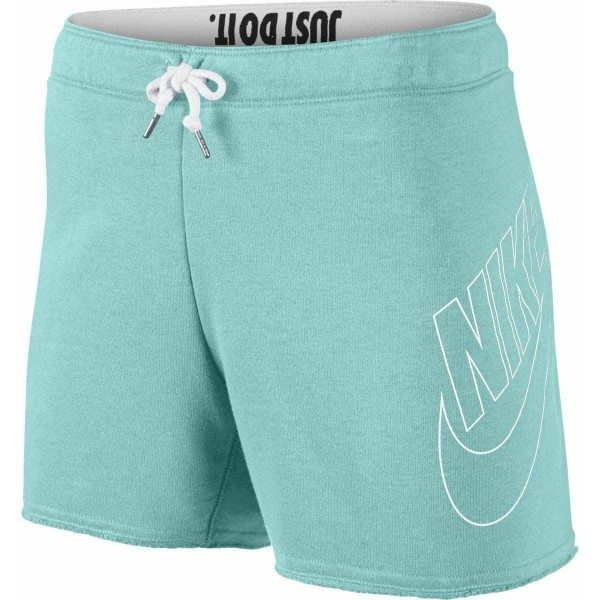 Nike RALLY SHORTS modrá XS - Dámské šortky