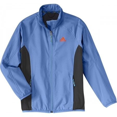 Chlapecká outdoorová bunda - adidas BOYS MIDSKY JACKET - 1