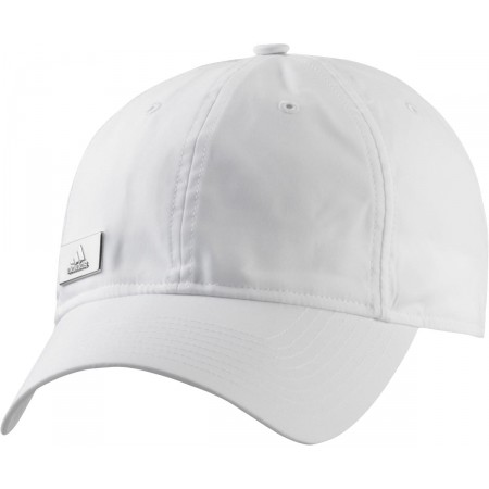 Training hat - adidas PERFORMANCE METAL LOGO HAT - 1 3a24df059e5