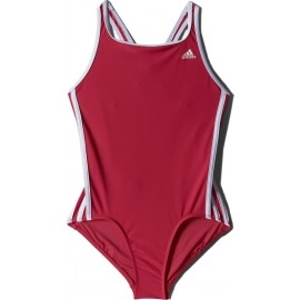 adidas I 3S 1PC Y - Girls' swimwear