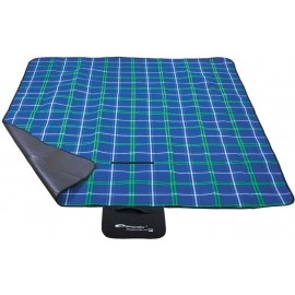 Spokey PICNIC CHECKERED 180X150 - Picknic blanket