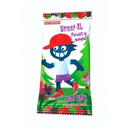 Nutrend STREET XL FRUITY - LESNÉ PLODY