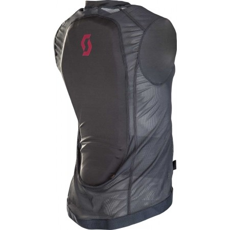 SOFT ACTIFIT LIGHT WS VEST PROTECTOR – Ochraniacz pleców damski - Scott SOFT ACTIFIT LIGHT WS VEST PROTECTOR - 3