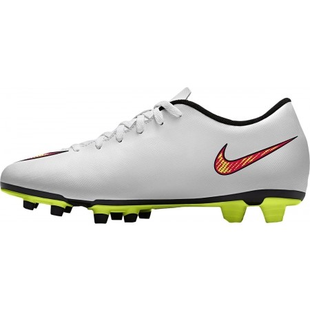 Ghete de fotbal bărbați - Nike MERCURIAL VORTEX II FG - 3