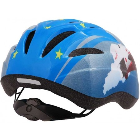 Kids' cycling helmet - Etape REBEL - 2