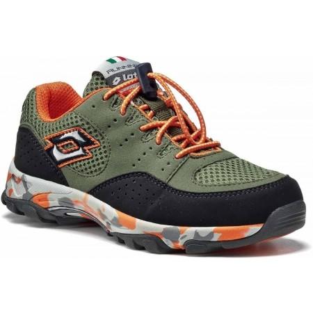 Dětská sportovní obuv - Lotto CROSSRIDE 600 II JR - 1