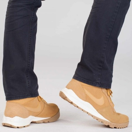 Încălțăminte de iarnă de bărbați - Nike HOODLAND SUEDE - 5