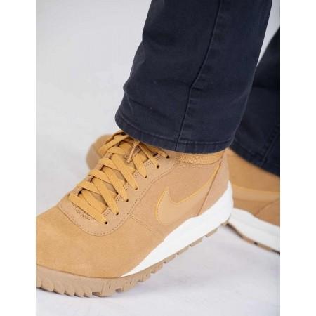 Încălțăminte de iarnă de bărbați - Nike HOODLAND SUEDE - 4