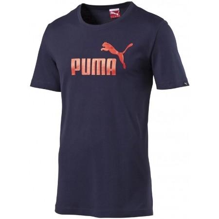 Pánské triko - Puma ESS NO1 LOGO TEE - 1