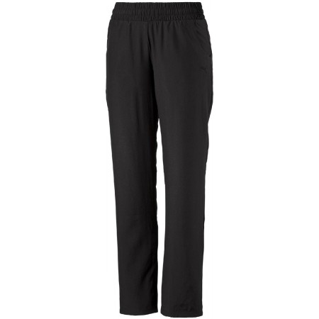 Pantaloni trening de damă - Puma ESS WOVEN PANT OP W