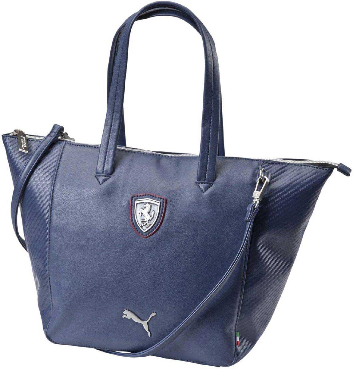 Puma Ferrari Ls Handbag Sportisimo. Picture 2 Of 4. Puma Scuderia Ferrari  Ls Women Red Handbag Small Satchel 074845 Ebay d26fac96b0bb9