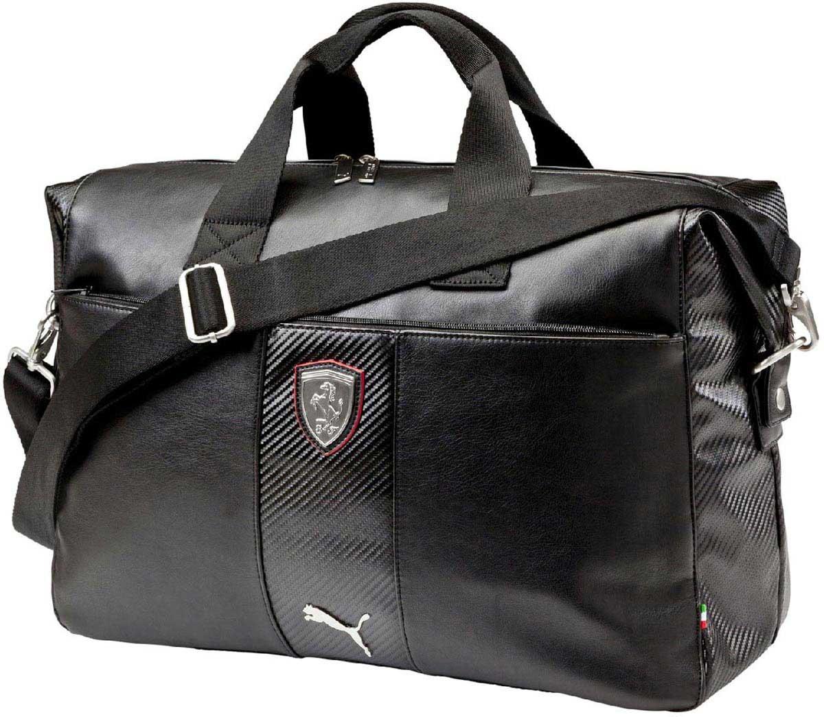 32052eb306e4 FERRARI LS WEEKENDER - Elegant bag