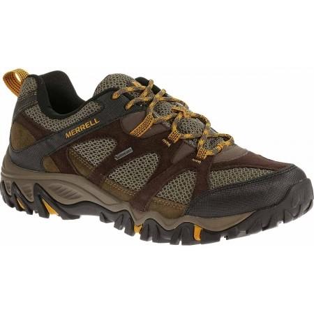 Pánská treková obuv - Merrell ROCKBIT GORE-TEX M - 1 0e37e2e4e57