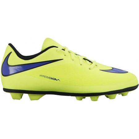 Gdzie mogę kupić dobra tekstura całkiem miło Nike JR HYPERVENOM PHADE FG-R | sportisimo.com