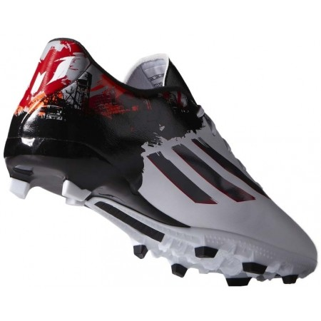 Men's Football Boots - adidas MESSI 10.3 FG - 4