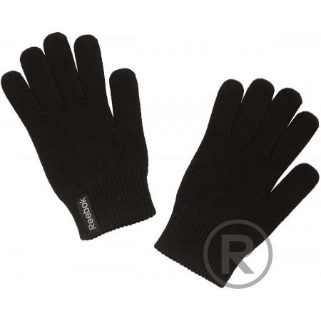Mănuși de iarnă damă - Reebok LOGO GLOVES