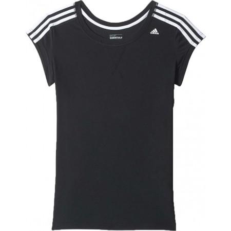 Dámské sportovní tričko - adidas ESS THETEE - 1