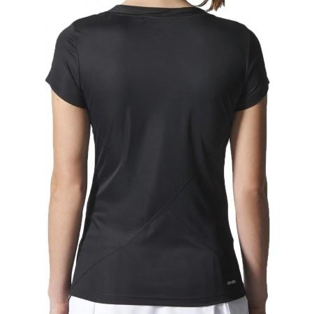 Tricou de damă pentru tenis - adidas RESPONSE TEE - 5