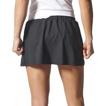 Dámská tenisová sukně - adidas RESPONSE SKORT - 5