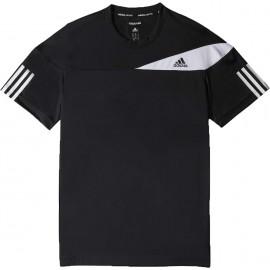 adidas B RESPONSE TEE - Kinder Tennisshirt