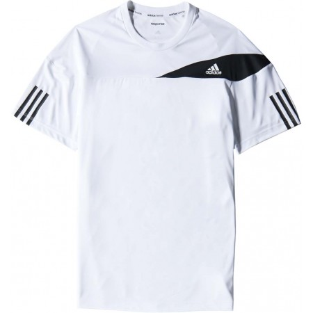 Dětské tenisové tričko - adidas B RESPONSE TEE - 6