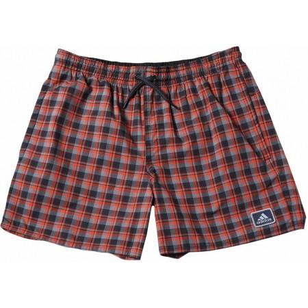 Chlapecké plavecké šortky - adidas CHECK SH ML - 6