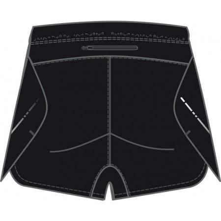 Pánské běžecké šortky - Asics SPLIT SHORT - 2