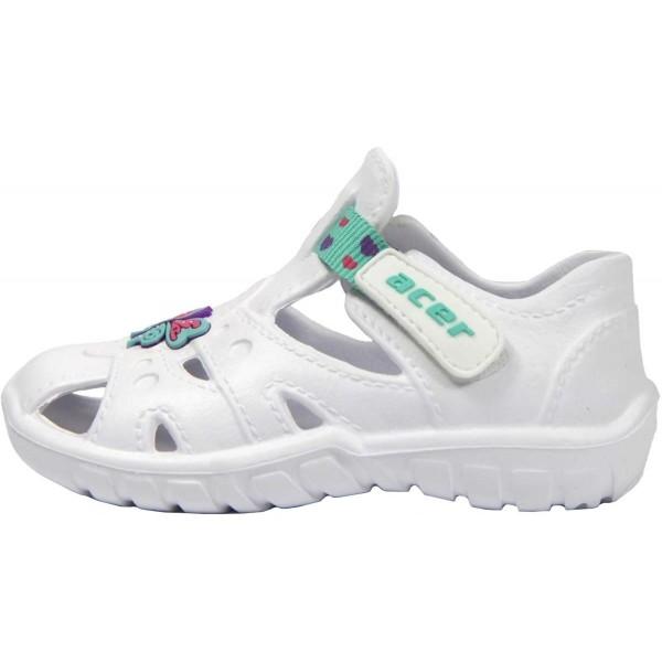 Acer TIMMY bílá 23-24 - Dětské sandály