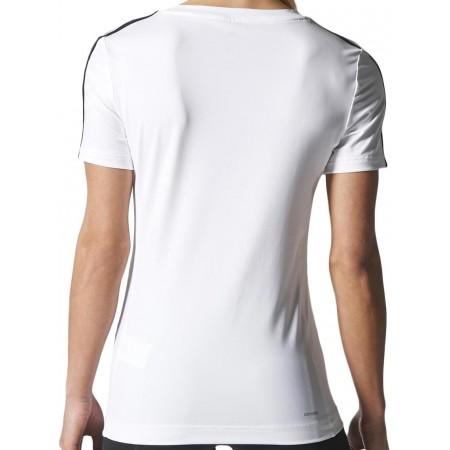 Tricou de damă - adidas CLIMA 3SESS TEE - 4