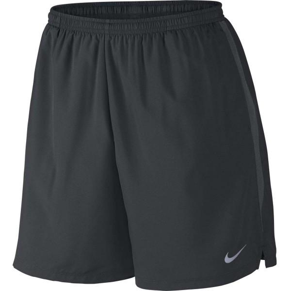 Nike CHALLENGER SHORT čierna  - Bežecké šortky