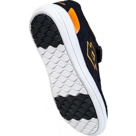 Dětská sportovní obuv - Lotto QUARANTA CL S - 5