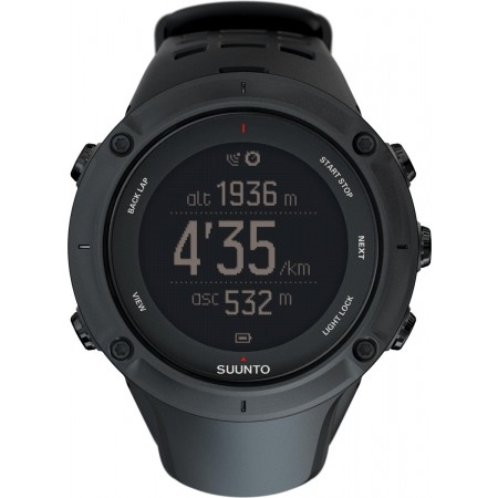 Ambit3 Peak - GPS Watch - Suunto SS020674000 AMBIT3 PEAK BLACK (HR) - 1