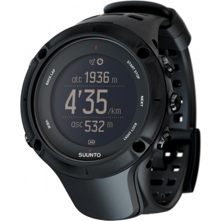 Ambit3 Peak - GPS Watch - Suunto SS020674000 AMBIT3 PEAK BLACK (HR) - 2