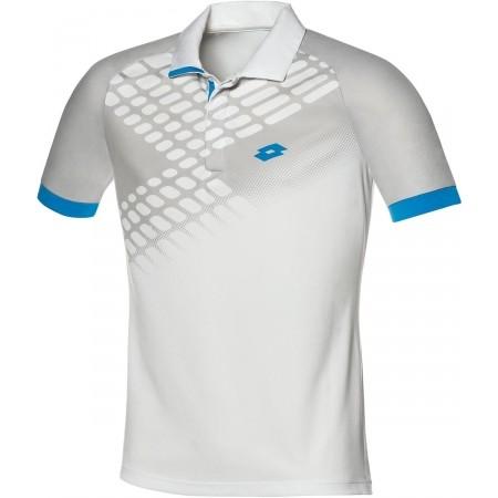 Tricou polo pentru tenis de bărbați - Lotto POLO CONNOR NET
