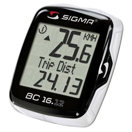 Kerékpár computer - Sigma BC 16.12