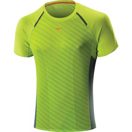 Pánské běžecké triko - Mizuno DRYLITE PREMIUM TEE - 1 6c7cdab41c