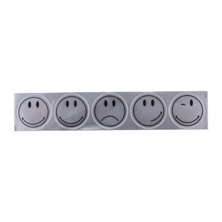 Fényvisszaverő matrica készlet - Profilite SMILEY