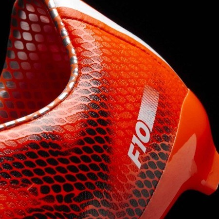 Children's football cleats - adidas F10 FG J - 8