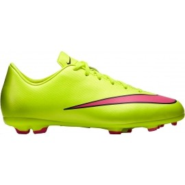 Nike JR MERCURIAL VICTORY V FG - Kids' firm ground football boots