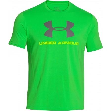 Pánské triko s krátkým rukávem - Under Armour CC SPORTSTYLE LOGO - 1