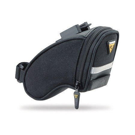 AERO WEDGE PACK-MICRO QUICKCLICK - Under-seat bag - Topeak AERO WEDGE PACK-MICRO QUICKCLICK - 1