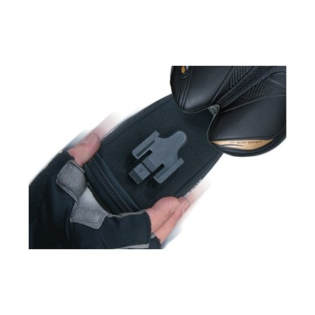 AERO WEDGE PACK-MICRO QUICKCLICK - Under-seat bag - Topeak AERO WEDGE PACK-MICRO QUICKCLICK - 2