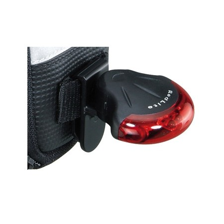 AERO WEDGE PACK-SMALL QUICKCLICK - Brašna pod sedlo - Topeak AERO WEDGE PACK-SMALL QUICKCLICK - 4