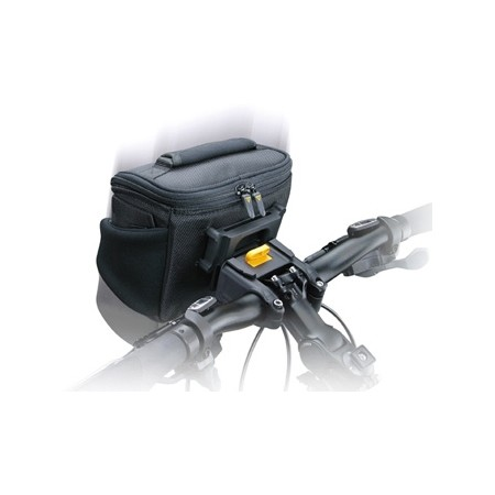COMPACT HANDLE BAR BAG A PACK - Brašna na řídítka - Topeak COMPACT HANDLE BAR BAG A PACK - 3
