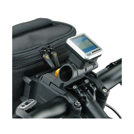 COMPACT HANDLE BAR BAG A PACK - Brašna na řídítka - Topeak COMPACT HANDLE BAR BAG A PACK - 4
